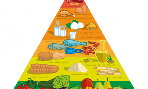La dieta mediterranea: una piramide di salute