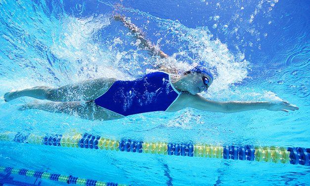 La dieta ideale per il nuotatore